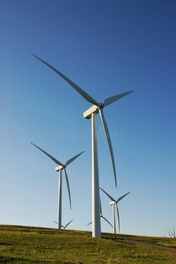 Mulini a vento immagini stock libere da diritti