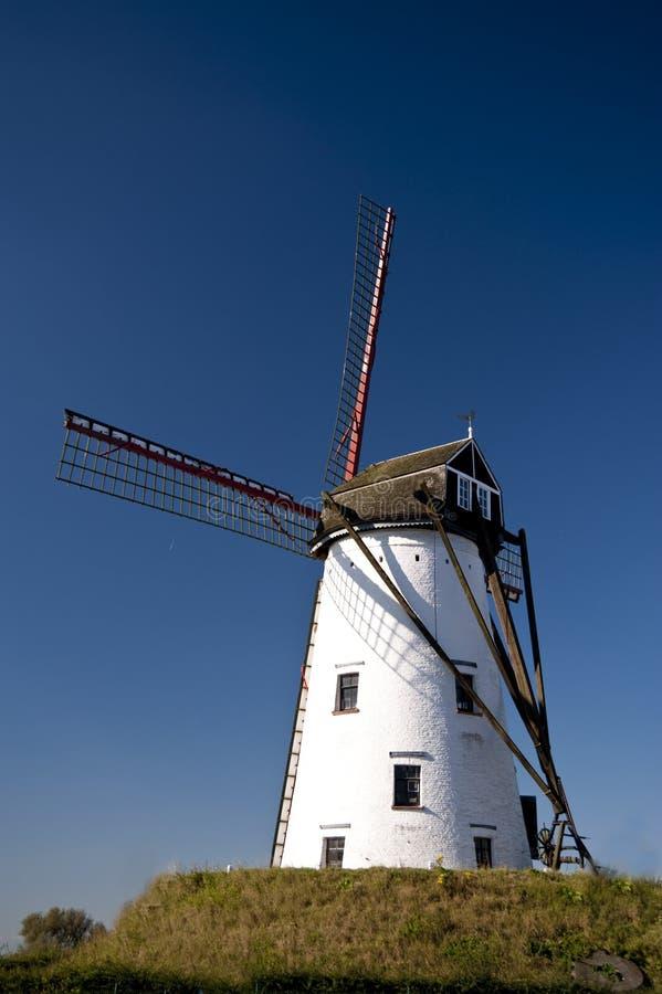 Mulino di vento immagine stock