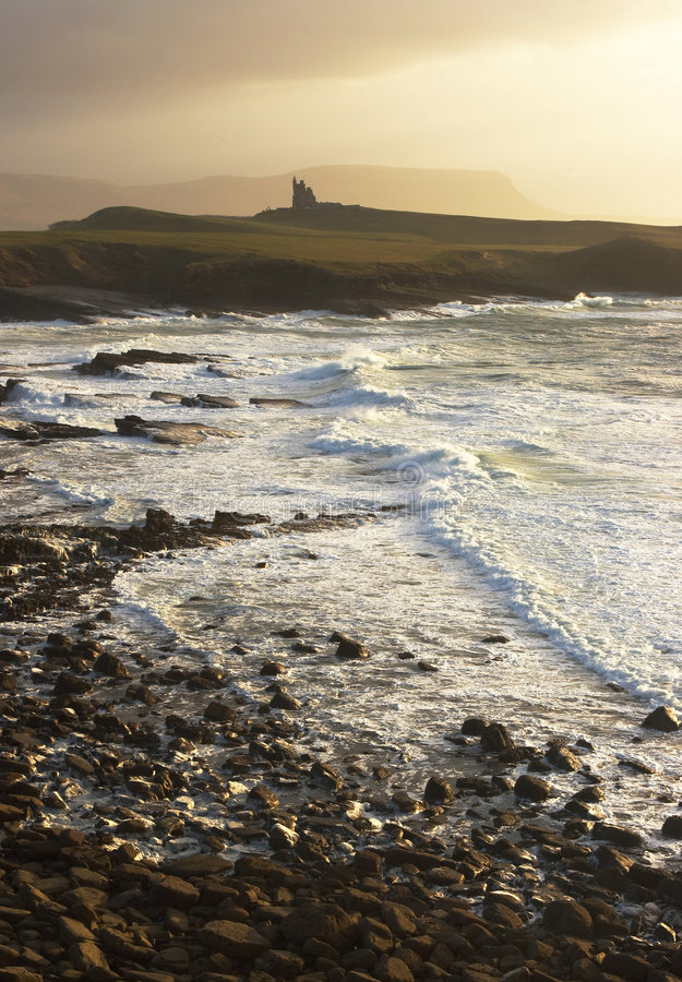 Mullaghmore imagens de stock royalty free