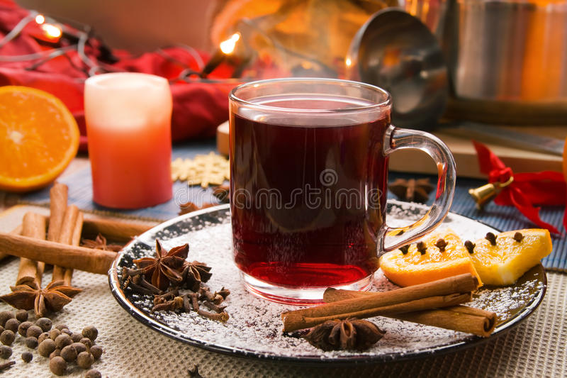 Download Mulled Wine Stock Photography - Image: 12924992