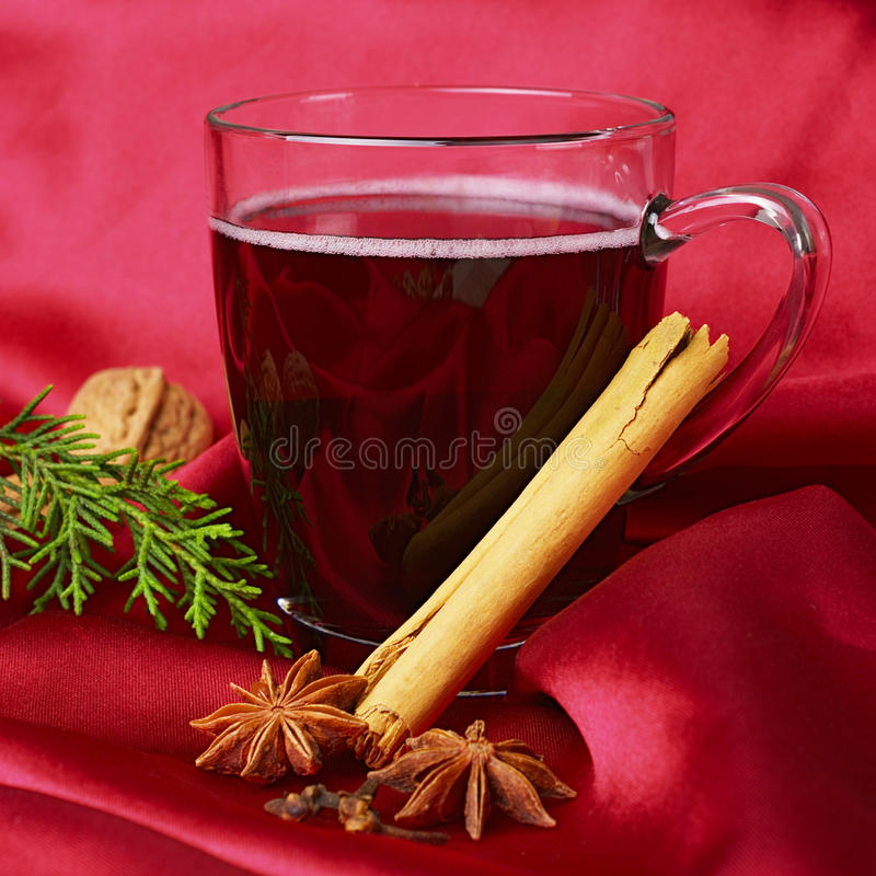 Download Mulled Wine stock image. Image of warm, relaxation, walnut - 16535885