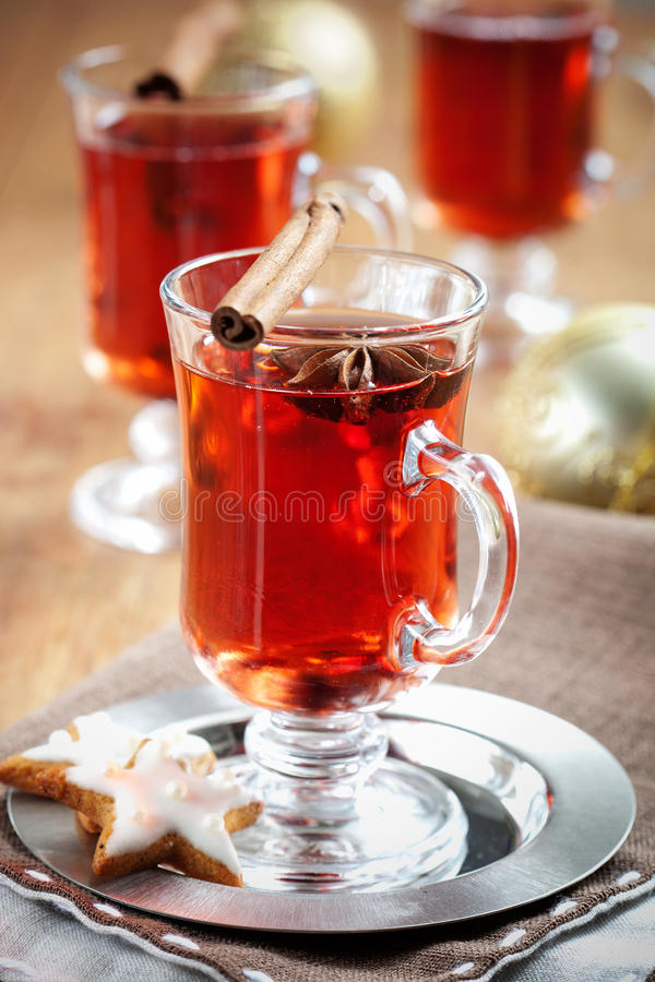 Download Mulled wine stock image. Image of mulled, drink, holiday - 21377579