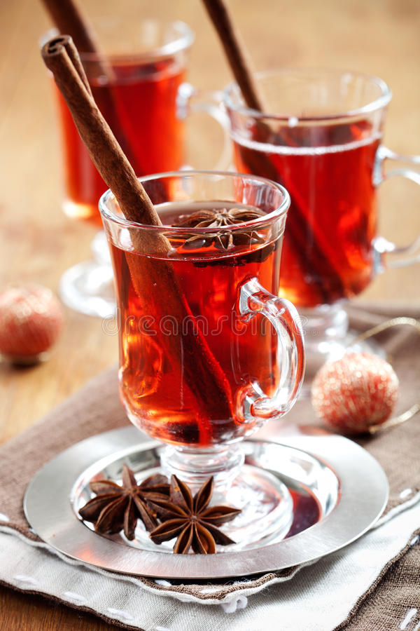 Download Mulled wine stock image. Image of cookie, christmas, advent - 21377615