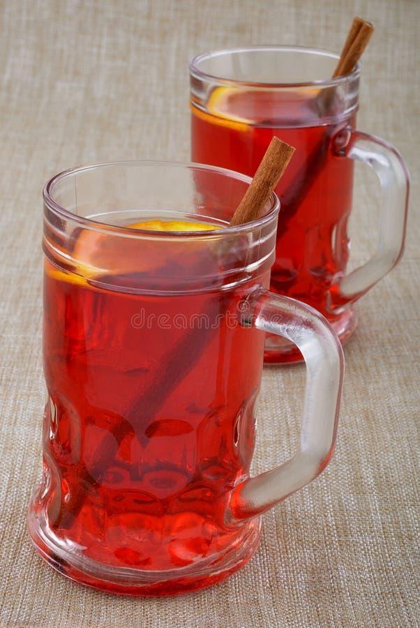 Download Mulled wine stock image. Image of seasonal, glass, wine - 26008371