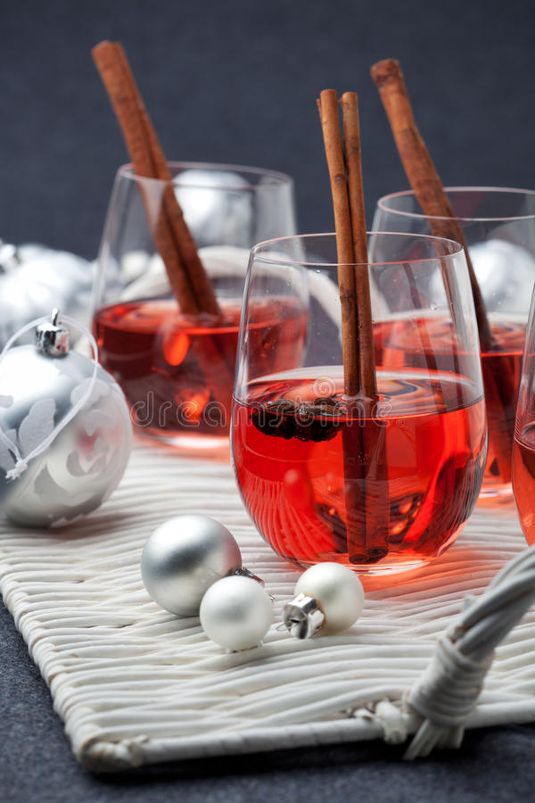 Download Mulled wine stock photo. Image of christmas, cinnamon - 26194098