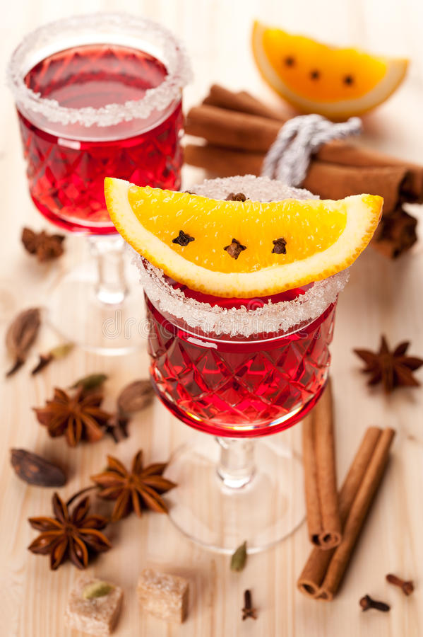 Download Mulled Wine Stock Photography - Image: 27033712