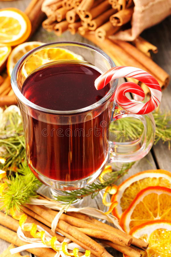 Download Mulled wine stock image. Image of punch, cookie, anise - 27524647