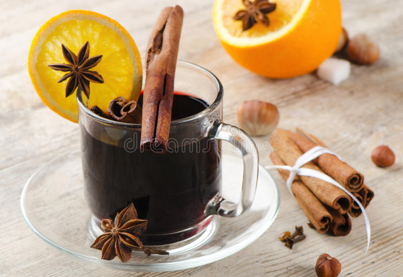 Download Mulled wine stock photo. Image of winter, grog, holiday - 27736568