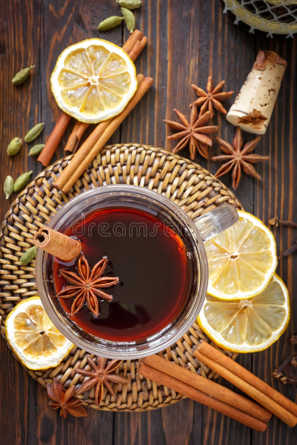 Download Mulled Wine Stock Photo - Image: 33822080