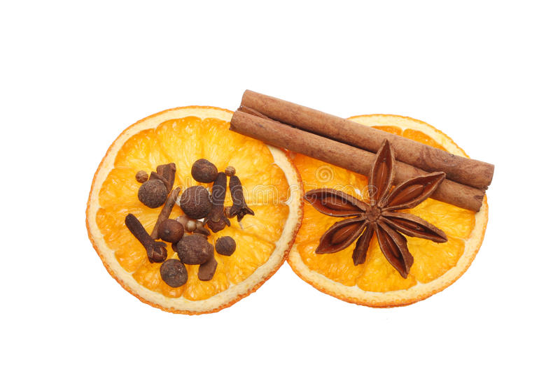 Download Mulled wine ingredients stock image. Image of mulled - 27889611
