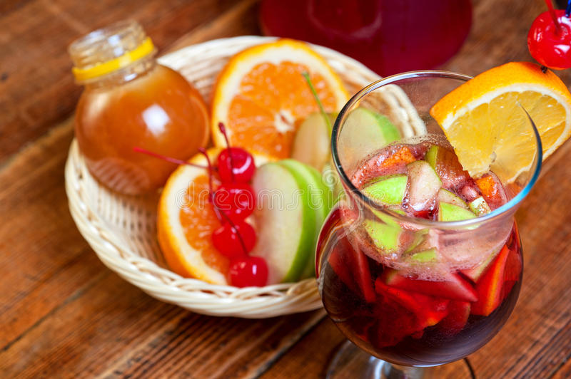 Download Mulled wine stock photo. Image of berry, gold, fruit - 32293240