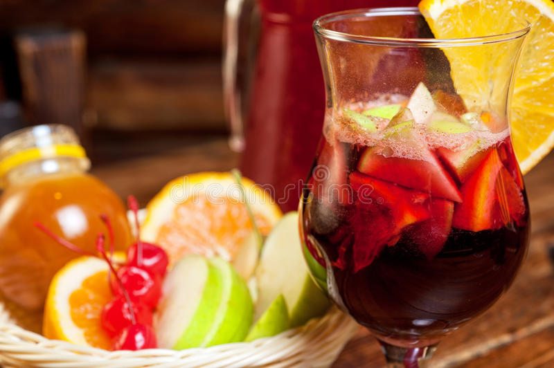 Mulled Wine Royalty Free Stock Photography