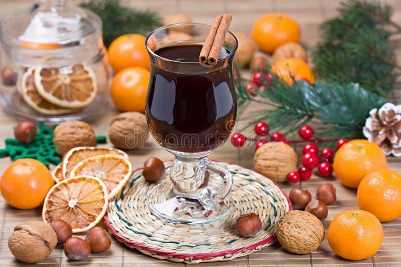 Download Mulled wine stock image. Image of cinnamon, beverage - 35948845