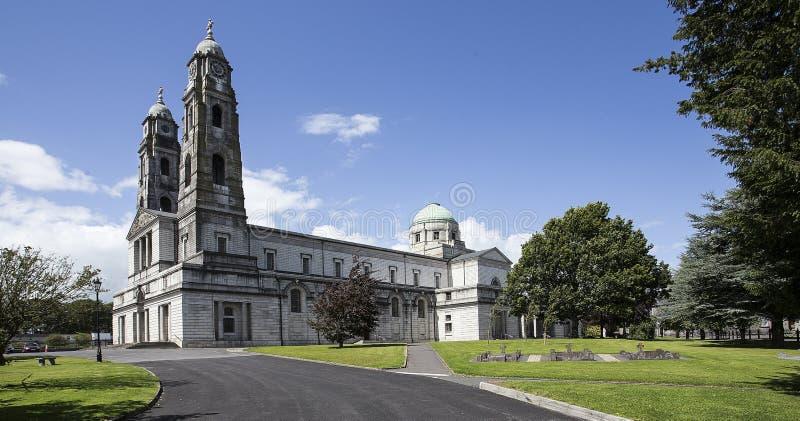 Mullingarkathedraal Ierland royalty-vrije stock afbeeldingen
