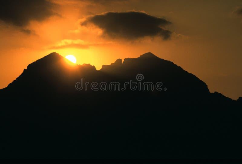 mullion strumień słońca fotografia royalty free