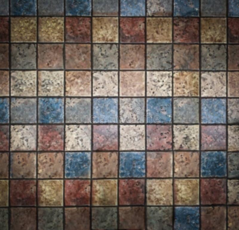 Multi красить, предпосылка движения, вымощая камни, каменное плакирование, травертин, обои, картина стоковая фотография rf