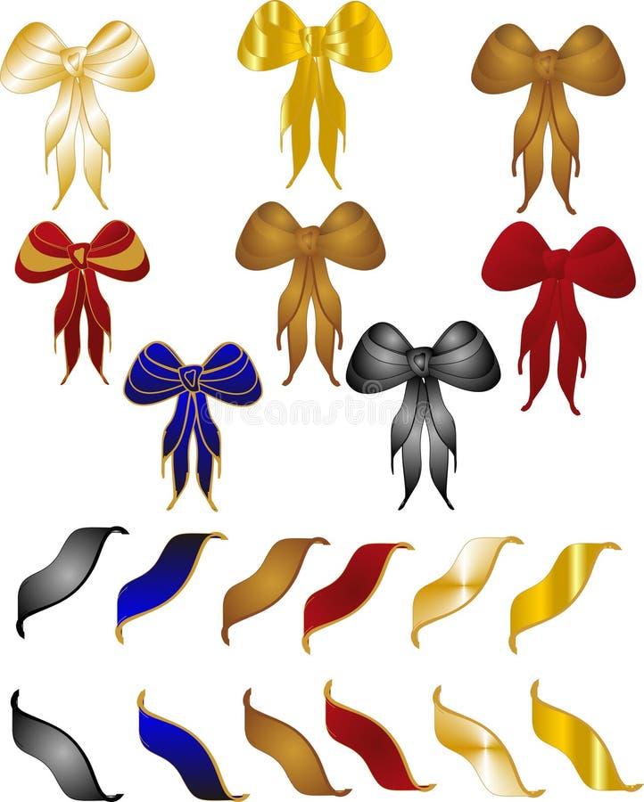 Multi Bögen und Farbbandecken