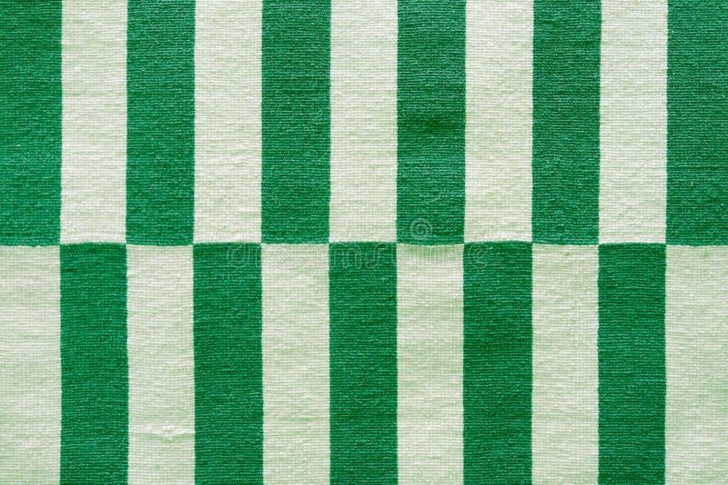 Multi-colored strepen op de stof Kleurrijke traditionele Peruviaanse stijl, de oppervlakte van de close-updeken stock afbeeldingen