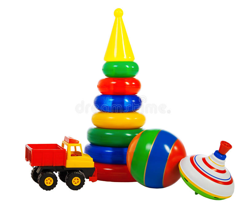 Download Multi colored toys stock photo. Image of actions, healthy - 33869638