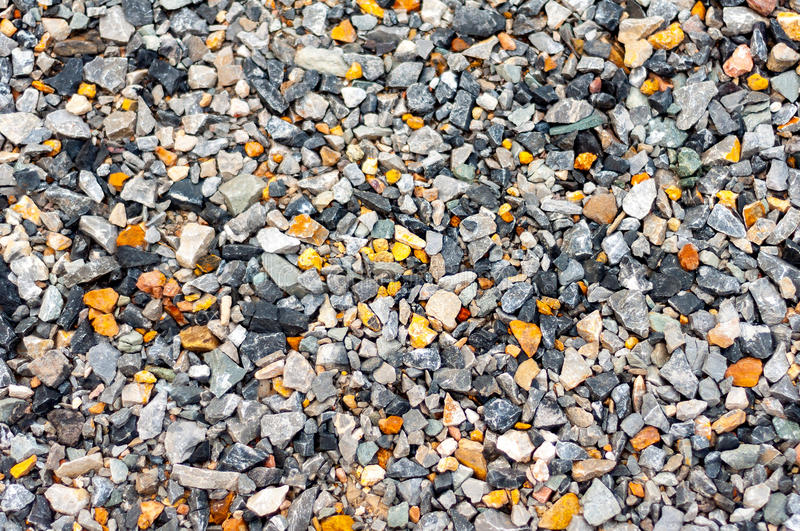 Multi colour grit. This material for construction royalty free stock images