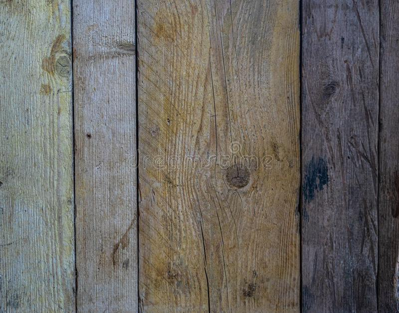 Multi colour wooden panel texture royalty free stock images