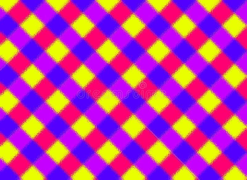 Multi-Coloured Achtergrond stock foto