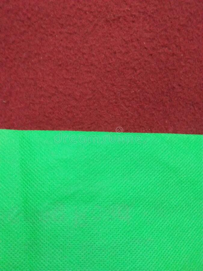 Multi coloured Red Textured backgrounds close up Green colour close up in Patna India royalty free stock photo