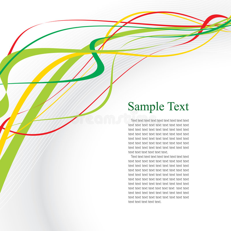 Free Multi-coloured Strips Stock Photography - 7216592