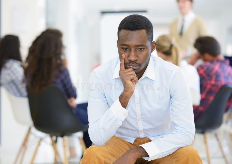 Multi ethnic business people, entrepreneur, business, small business concept. Multi ethnic business people, entrepreneur, business - small business concept stock image