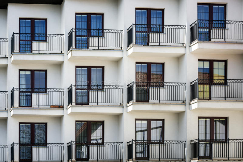 Download Multi Family House Exterior Stock Image - Image: 34102321