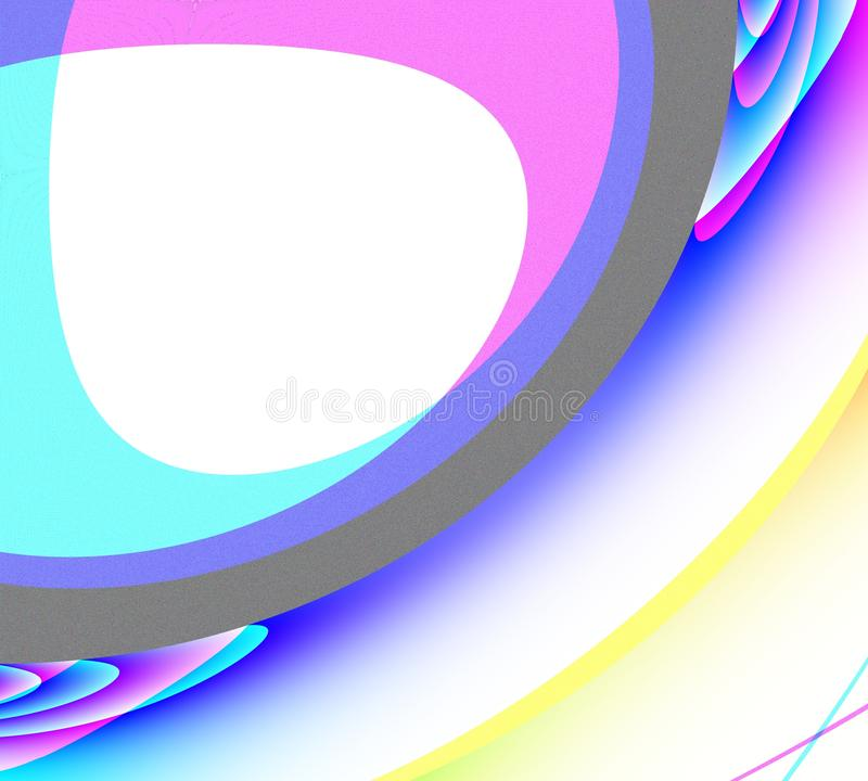 Multi Farbenhintergrund stockfoto