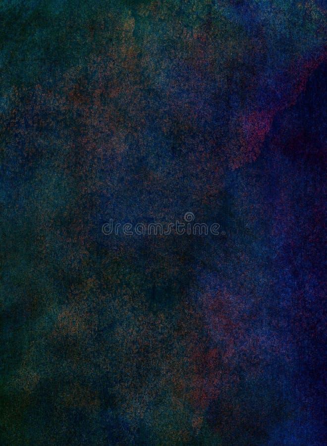 Multi fondo di struttura della pittura di colore fotografia stock libera da diritti