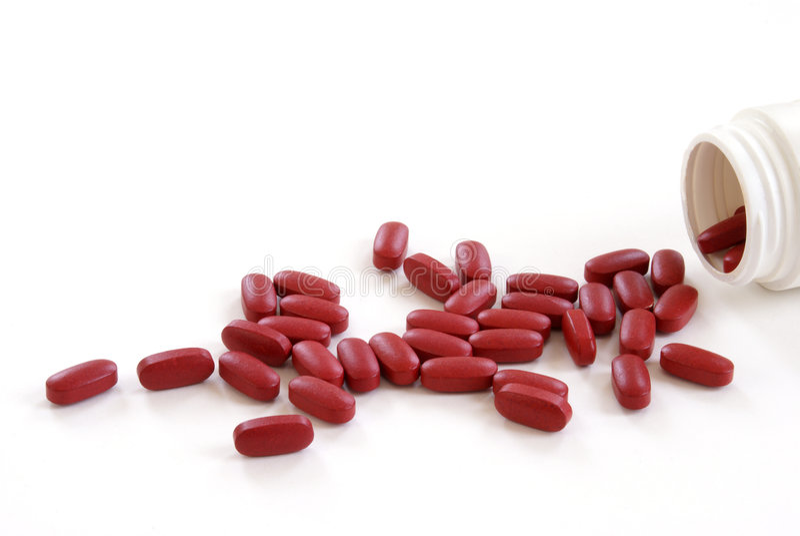 Multi-Vitamines photo stock
