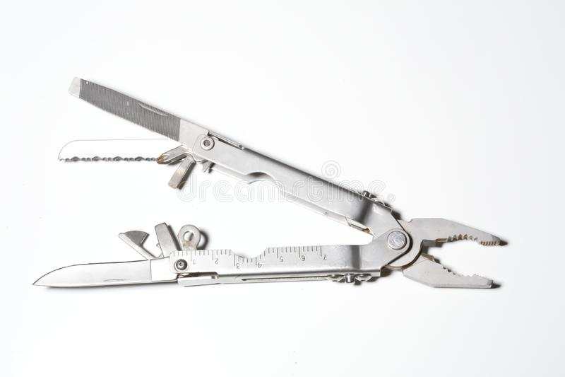 Multi Werkzeug lizenzfreie stockbilder