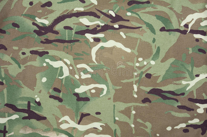 Multicamcamouflage royalty-vrije stock foto's