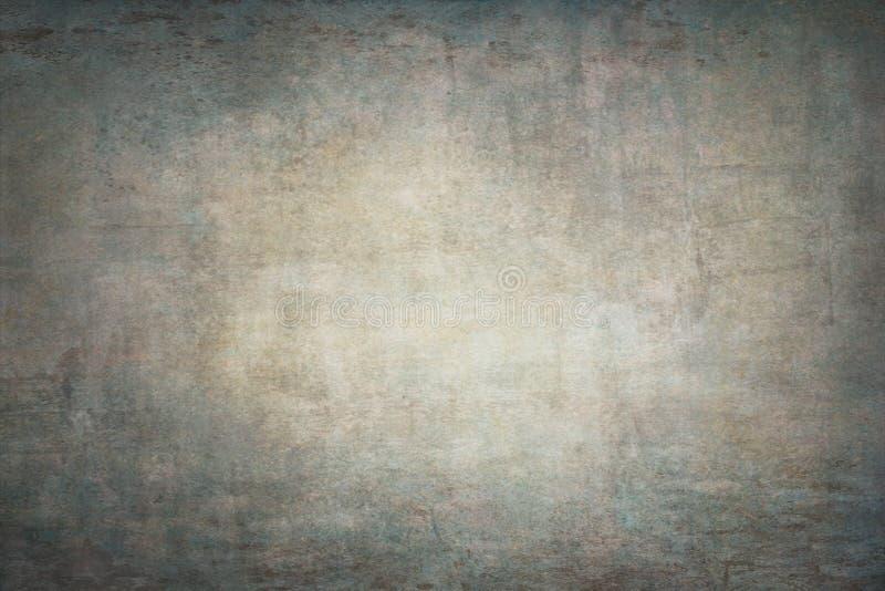 Multicolor покрашенный фон холста или муслина стоковое фото