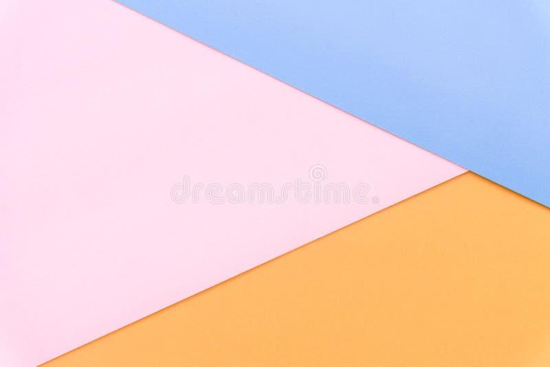 Multicolor предпосылка от бумаги других цветов стоковое фото rf