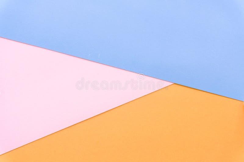 Multicolor предпосылка от бумаги других цветов стоковые фото