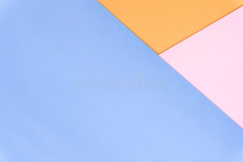 Multicolor предпосылка от бумаги других цветов стоковая фотография rf
