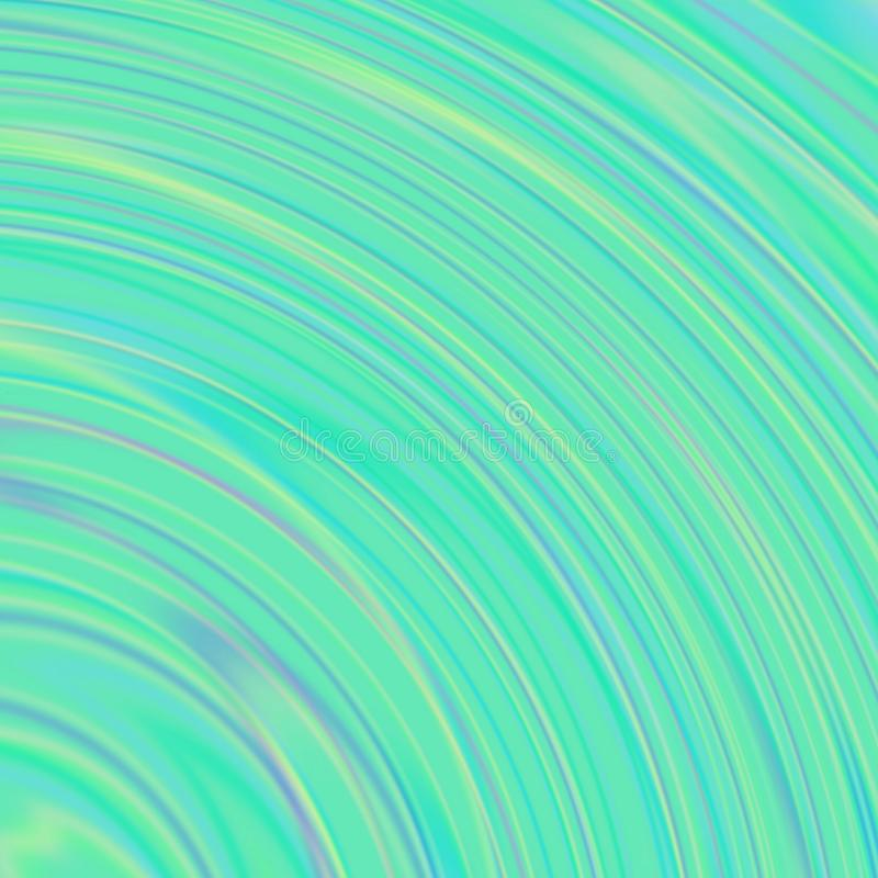 Multicolor abstract geometrical gradient background royalty free illustration