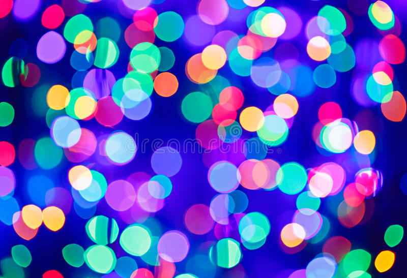 Download Multicolor Bokeh Circle Background Stock Image - Image: 26640225