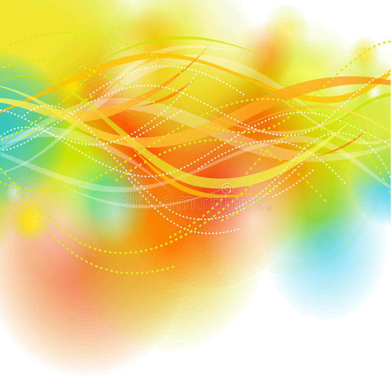 Download Multicolor Bright Background Stock Illustration - Illustration of design, part: 26383605