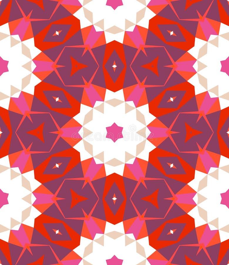 Free Colorful Geometric Wallpaper: Multicolor Geometric Pattern In Bright Color. Stock Vector
