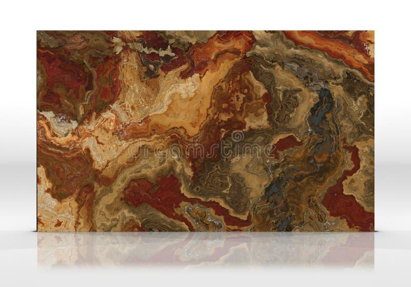 Multicolor marmur p?ytki tekstura fotografia stock