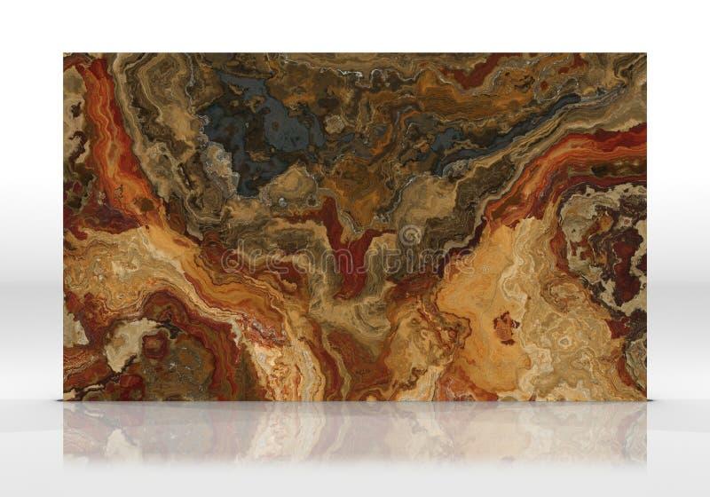 Multicolor marmur p?ytki tekstura zdjęcia royalty free
