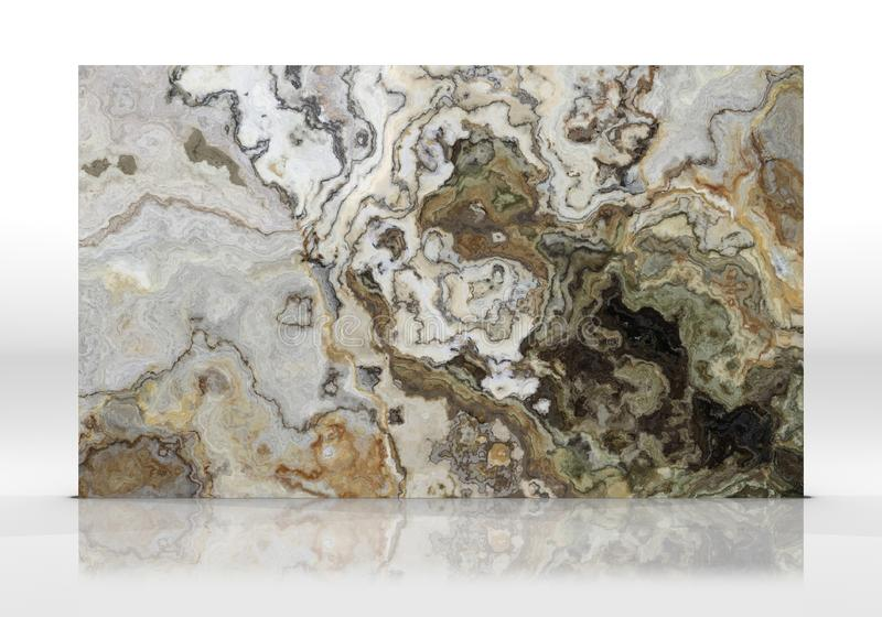 Multicolor marmur p?ytki tekstura obrazy royalty free
