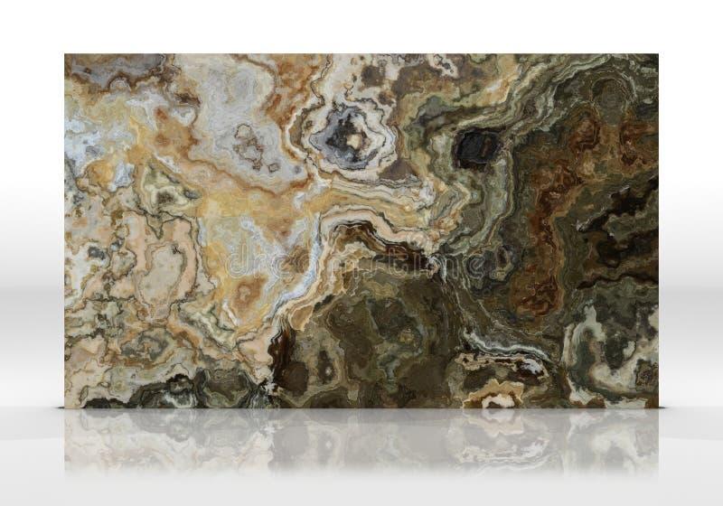 Multicolor marmur p?ytki tekstura obraz royalty free
