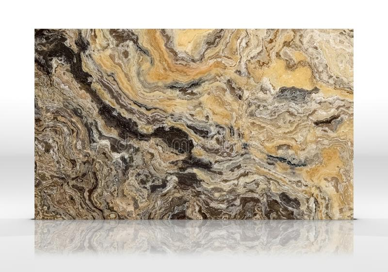 Multicolor marmur p?ytki tekstura zdjęcia stock