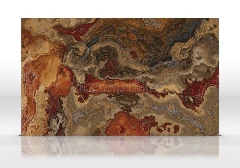 Multicolor marmur p?ytki tekstura zdjęcie royalty free