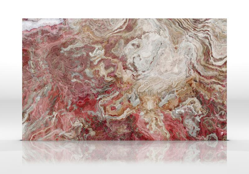 Multicolor marmur p?ytki tekstura obraz stock